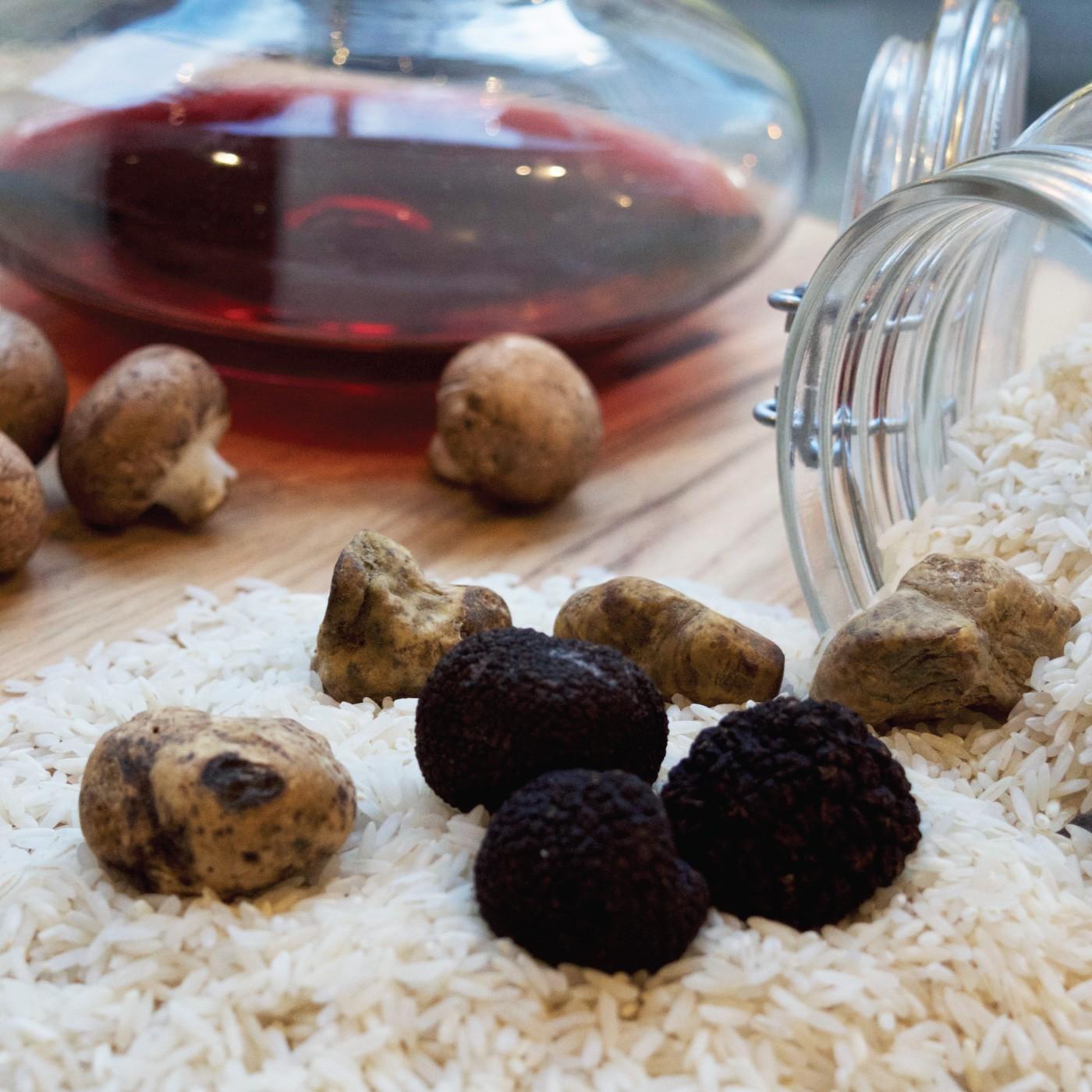Fall Food & Wine Festa: Truffle Edition
