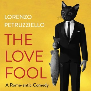 Aperitivo with the Author: Lorenzo Petruzziello ('The Love Fool' included!)