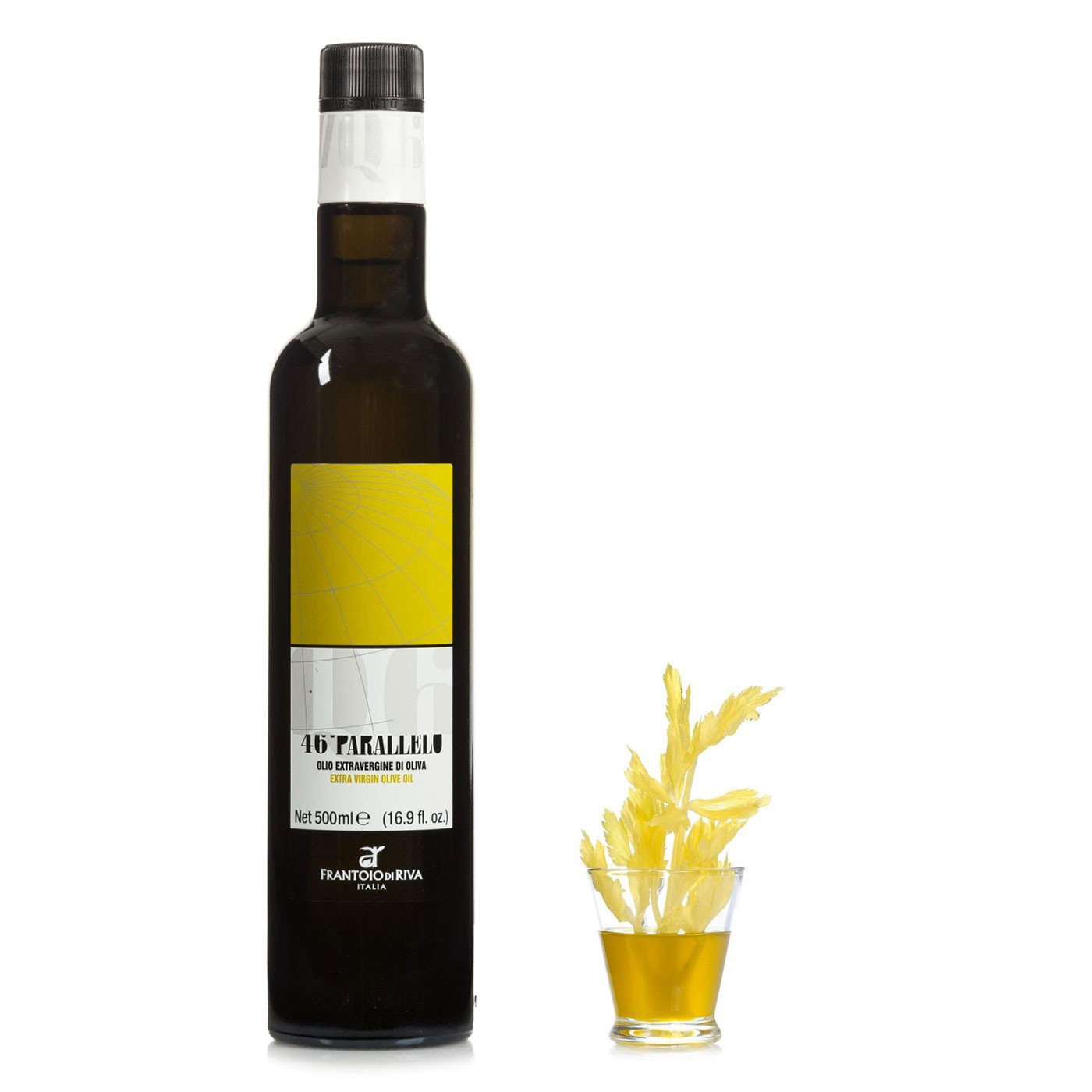 46° Parallelo Extra Virgin Olive Oil 16.9 oz