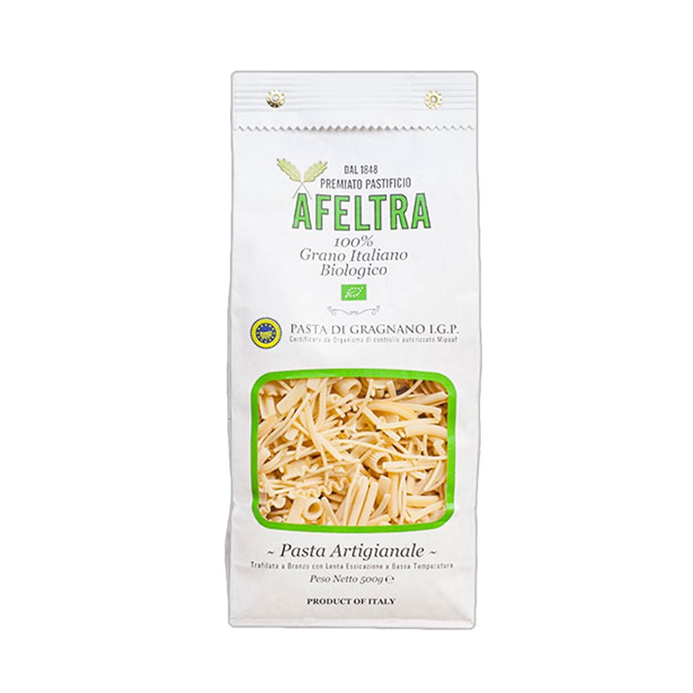 Organic Pasta Mista 17.6 oz - Afeltra
