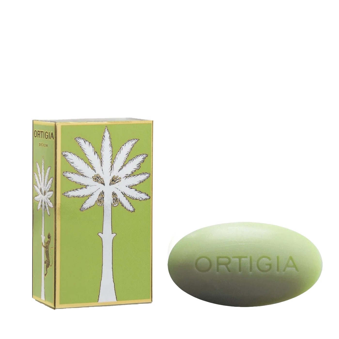 Fico d'India Scented Soap Bar 1.4 oz - Ortigia | Eataly.com