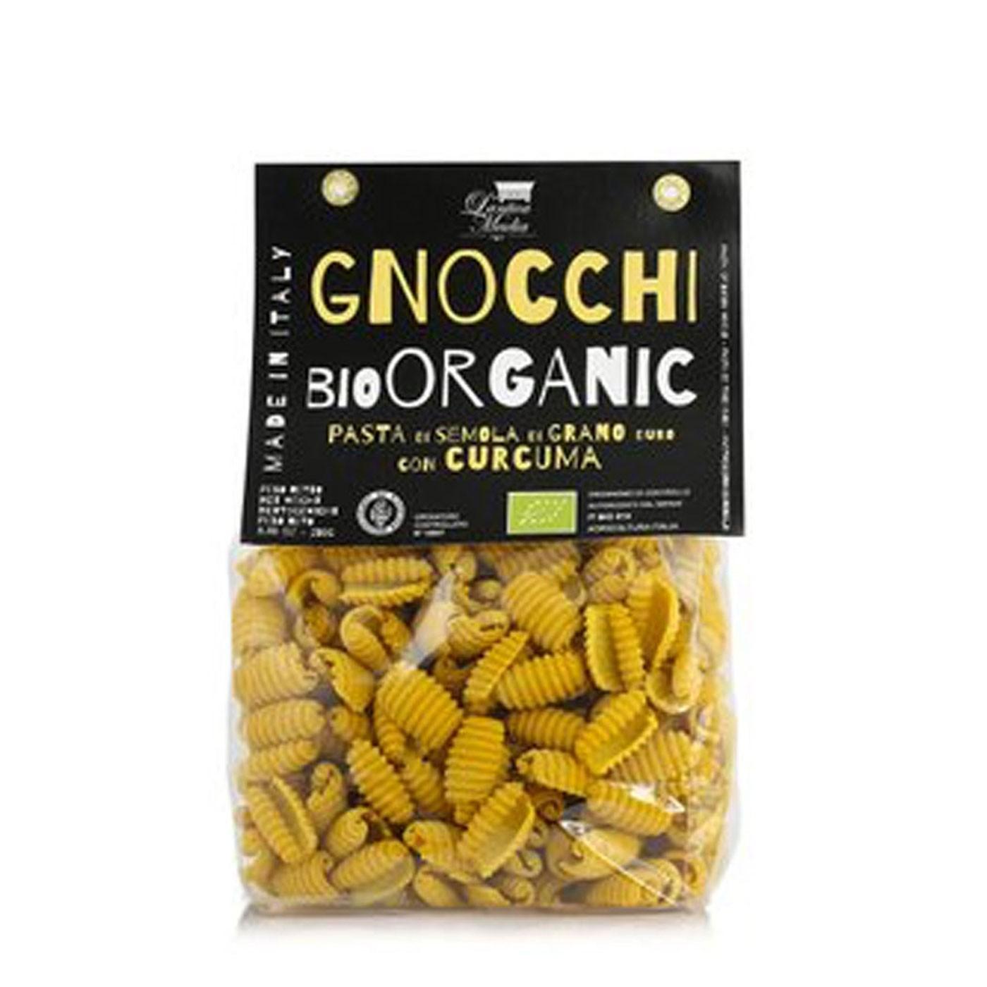 Organic Turmeric Gnocchi 8.8 oz - Antica Madia