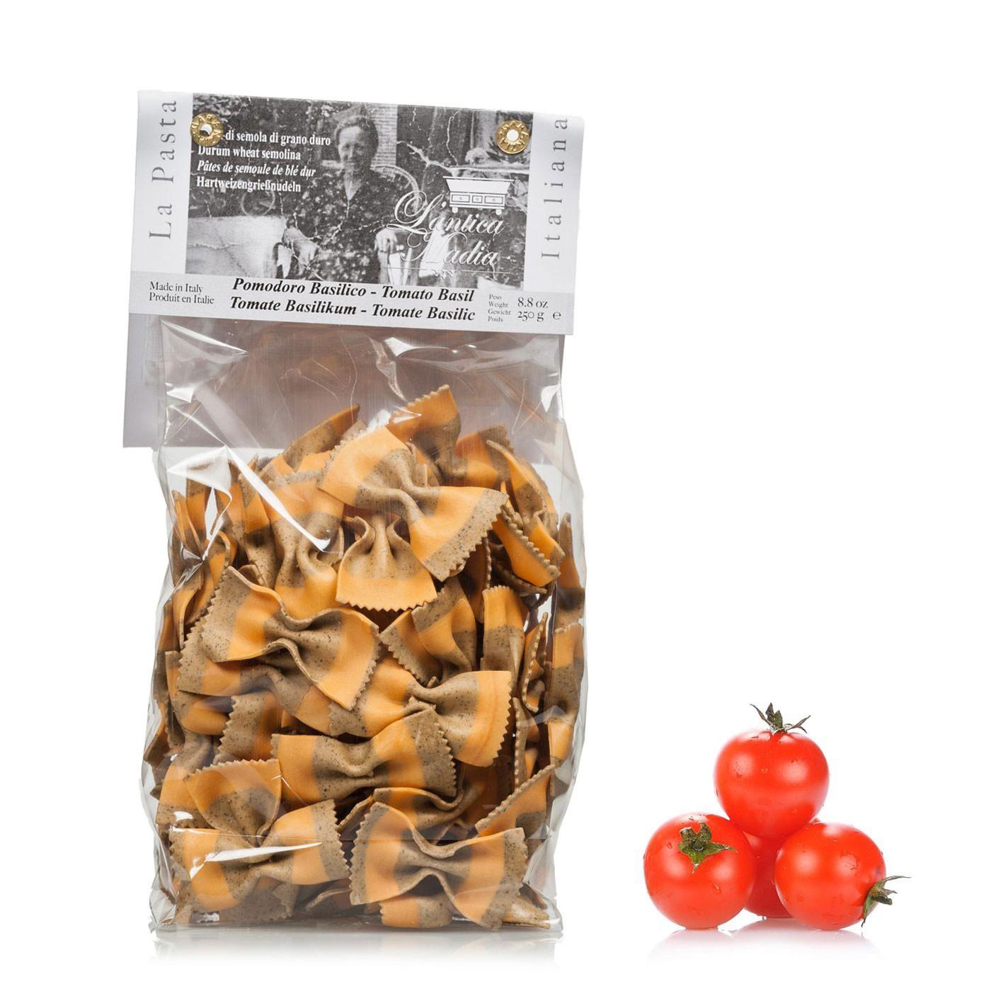 Tomato and Basil Farfalle 8.8 oz