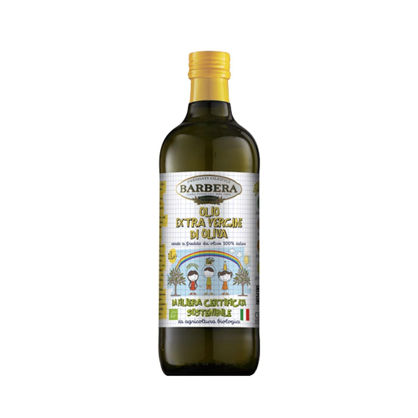 Organic Coratina Extra Virgin Olive Oil 33.8 oz - Premiati Oleifici Barbera | Eataly.com