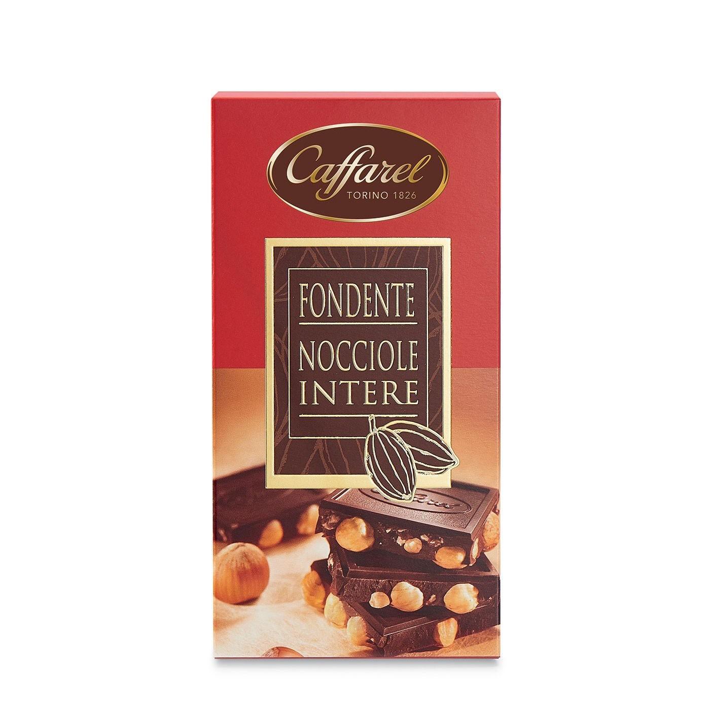 Dark Chocolate Hazelnut Bar 5 oz