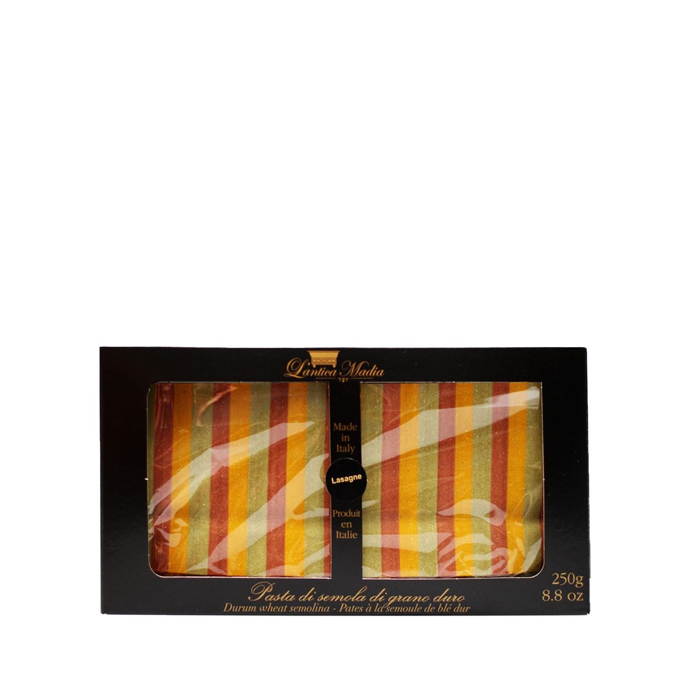 Multicolored Lasagne 8.8 oz - Antica Madia