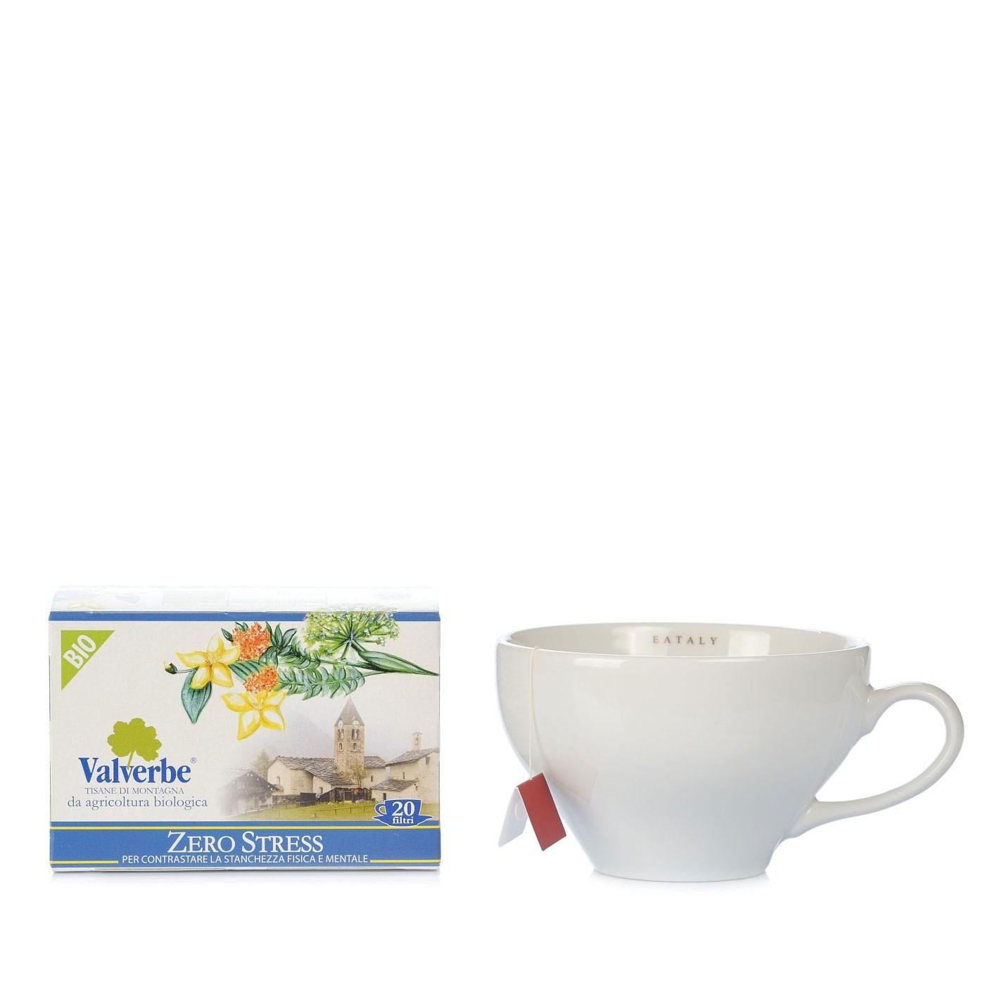 Zero Stress Herbal Infusion Tea 20 Bags