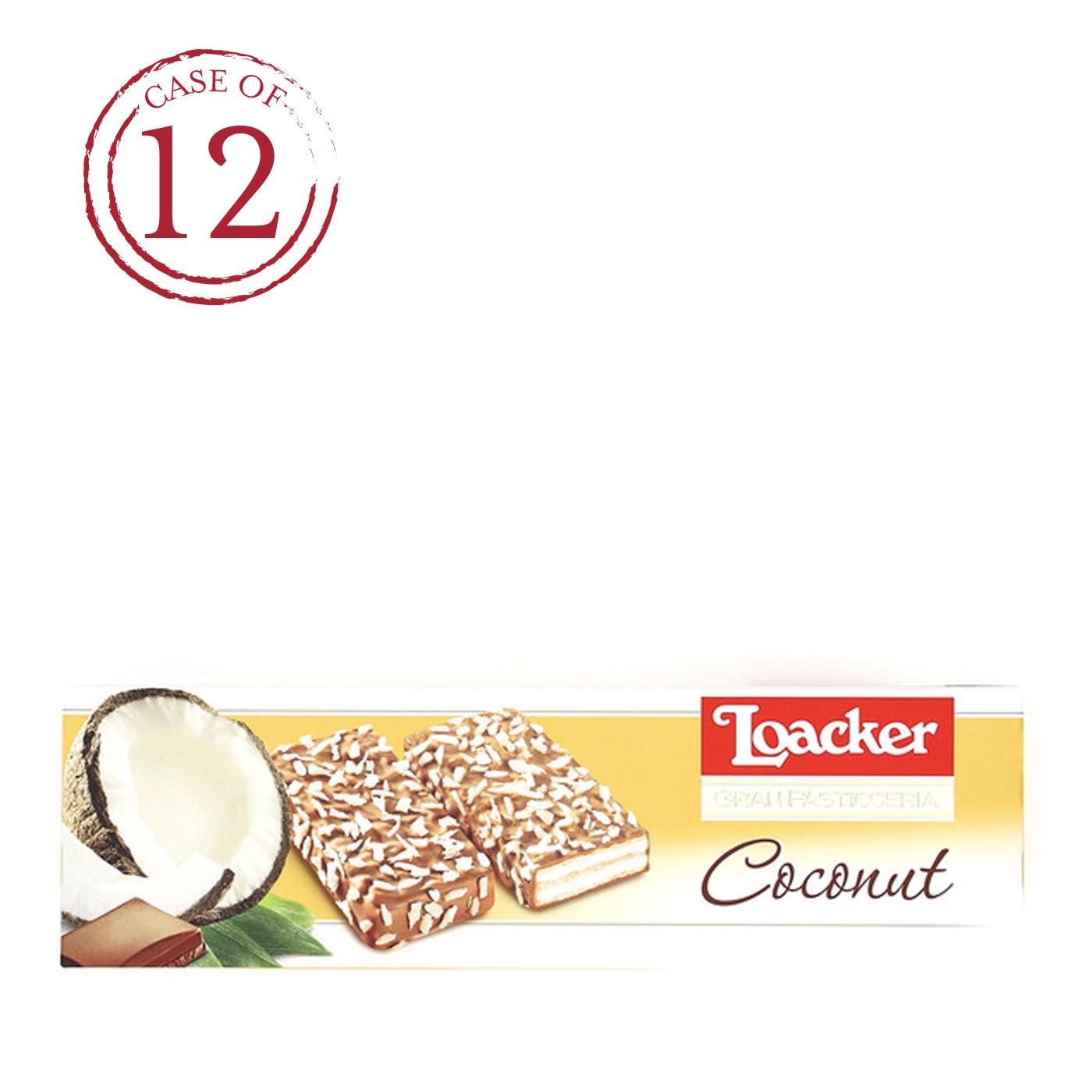 Gran Pasticceria Patisserie White Coconut 3.5 oz - Case of 12