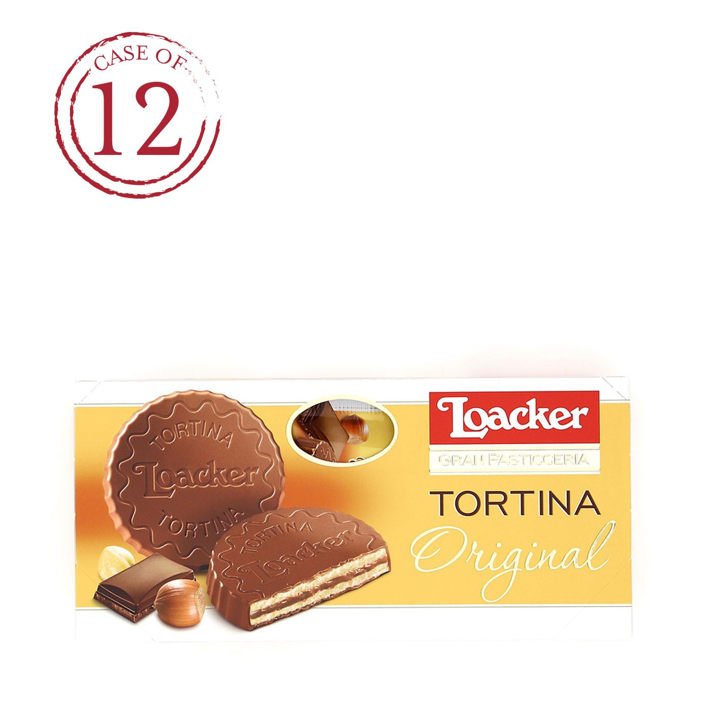 Gran Pasticcera: Tortina Original 4.4 oz - Case of 12