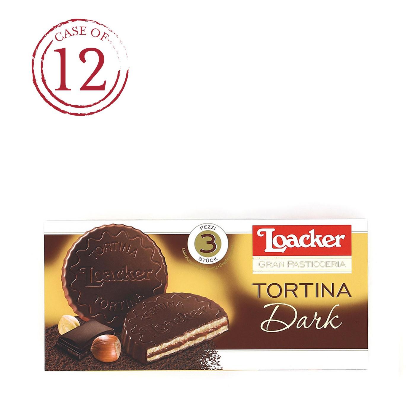Gran Pasticceria Tortina Dark Noir 4.4 oz - Case of 12