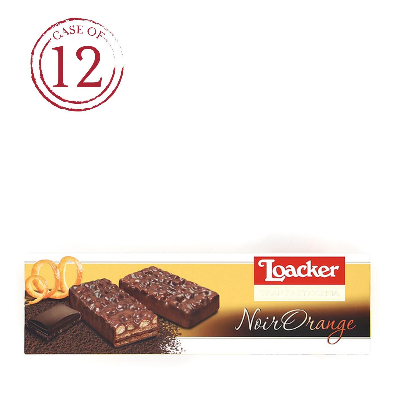 Gran Pasticceria: Dark-Chocolate Orange 3.5 oz - Case of 12