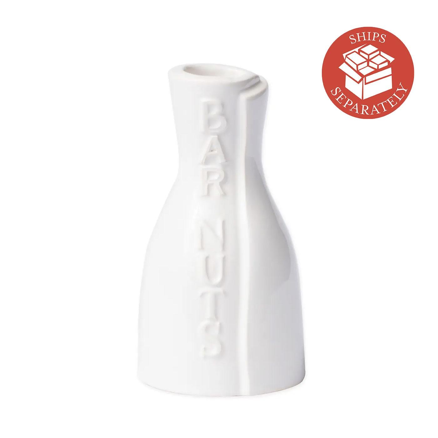 Lastra White Nuts Bottle  - Vietri | Eataly.com