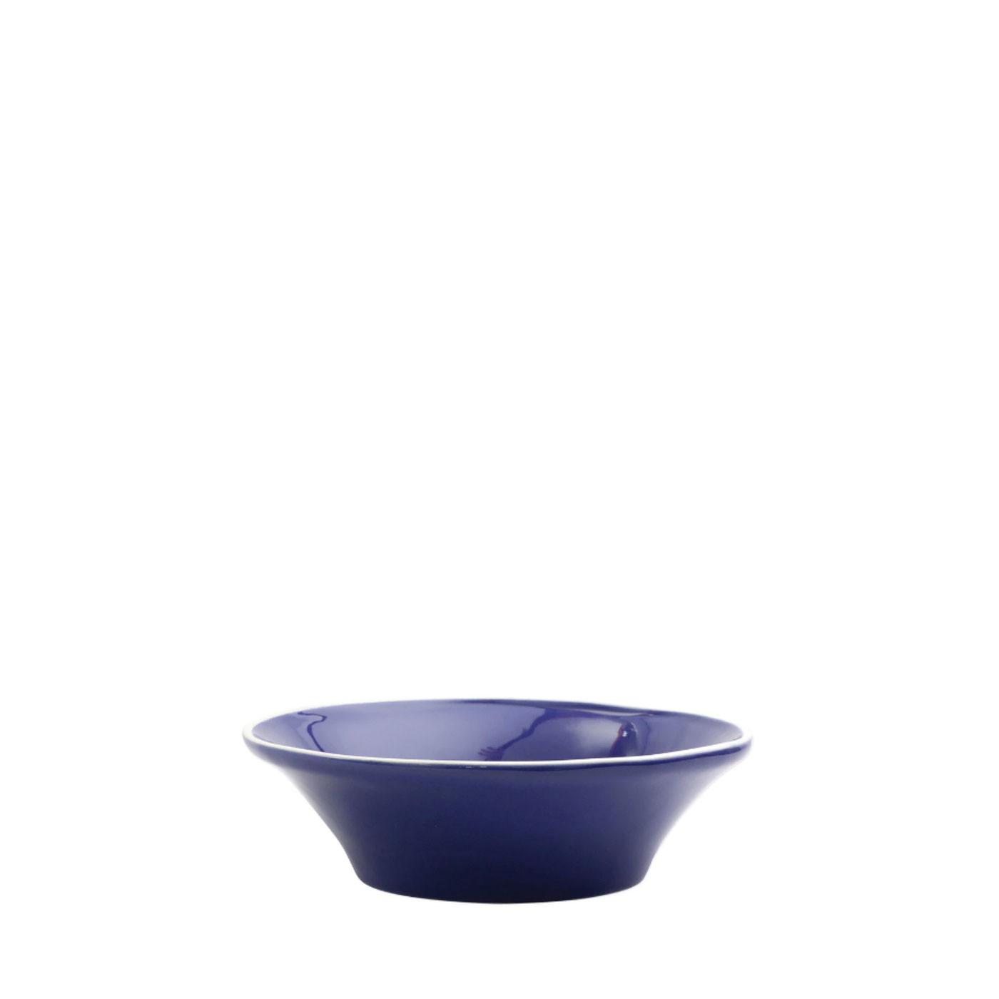 Chroma Blue Cereal Bowl