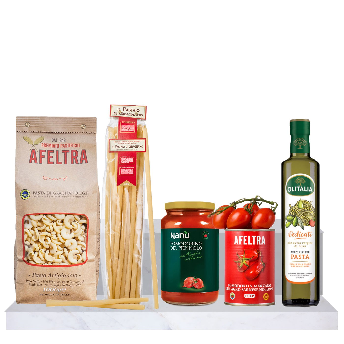 Naples Food Gift Basket