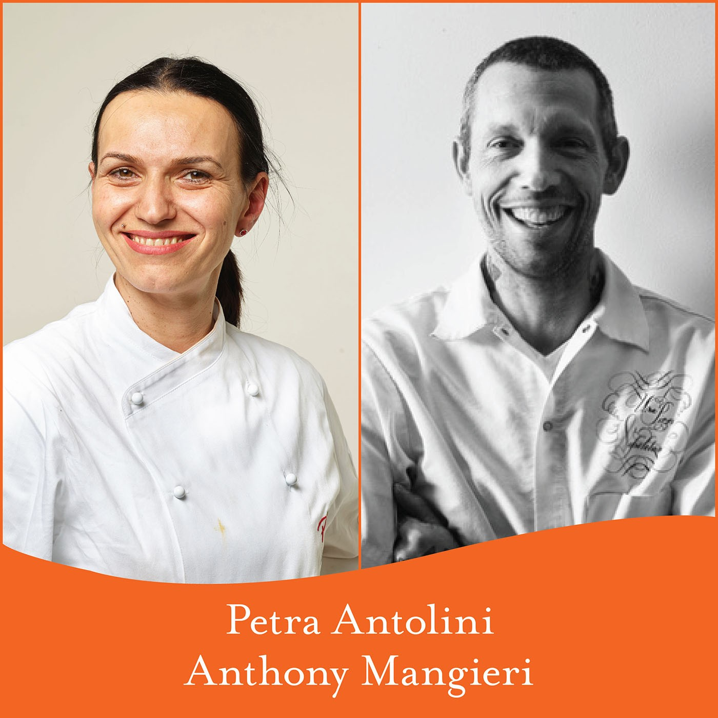 Identita' Golose 2019: Seminar with Petra Antolini & Anthony Mangieri at La Scuola