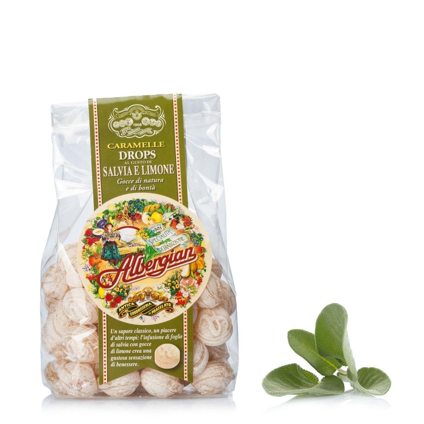 Lemon and Sage Candy Drops 5.3 oz