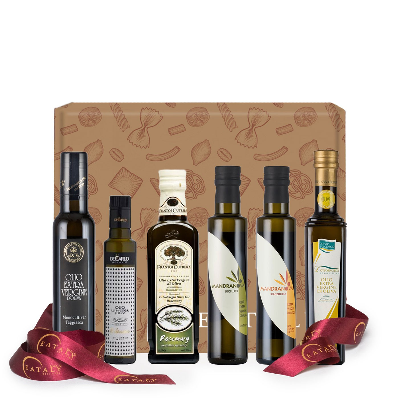 All the Flavors of Extra Virgin Olive Oil