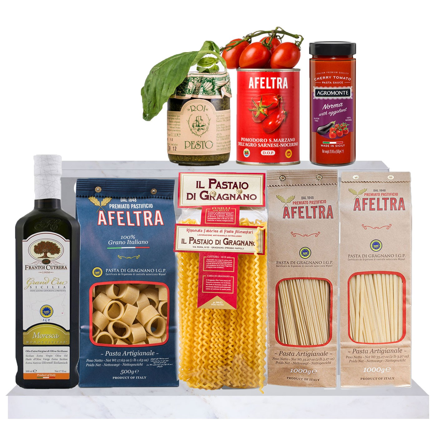 All You Need is Pasta (And Sauce)