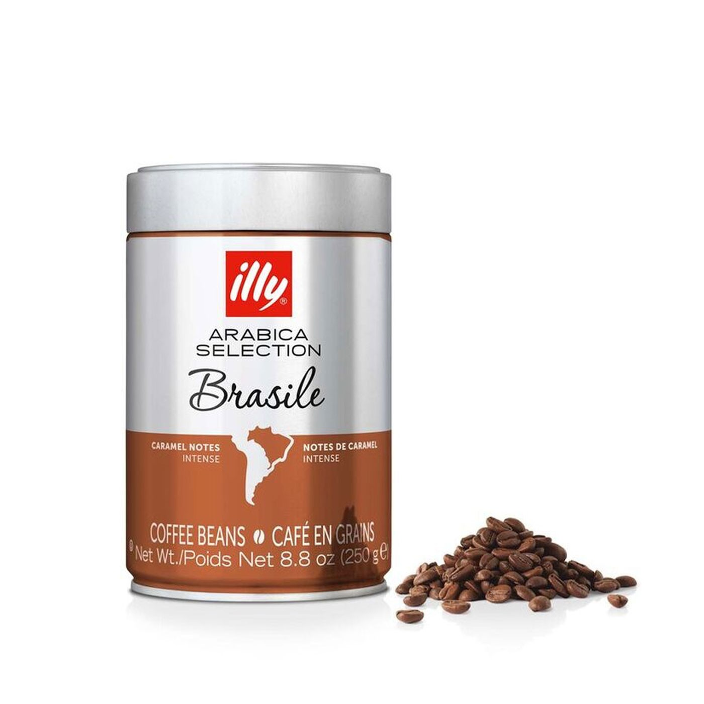 Brasile Whole Bean 8.8 oz