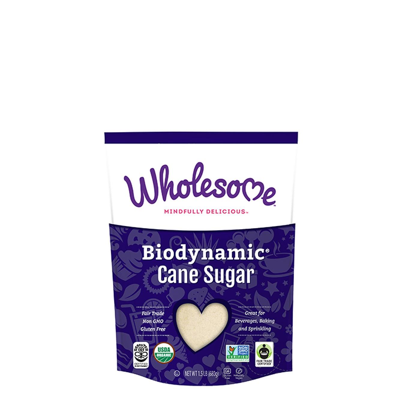 Biodynamic Cane Sugar 24 oz