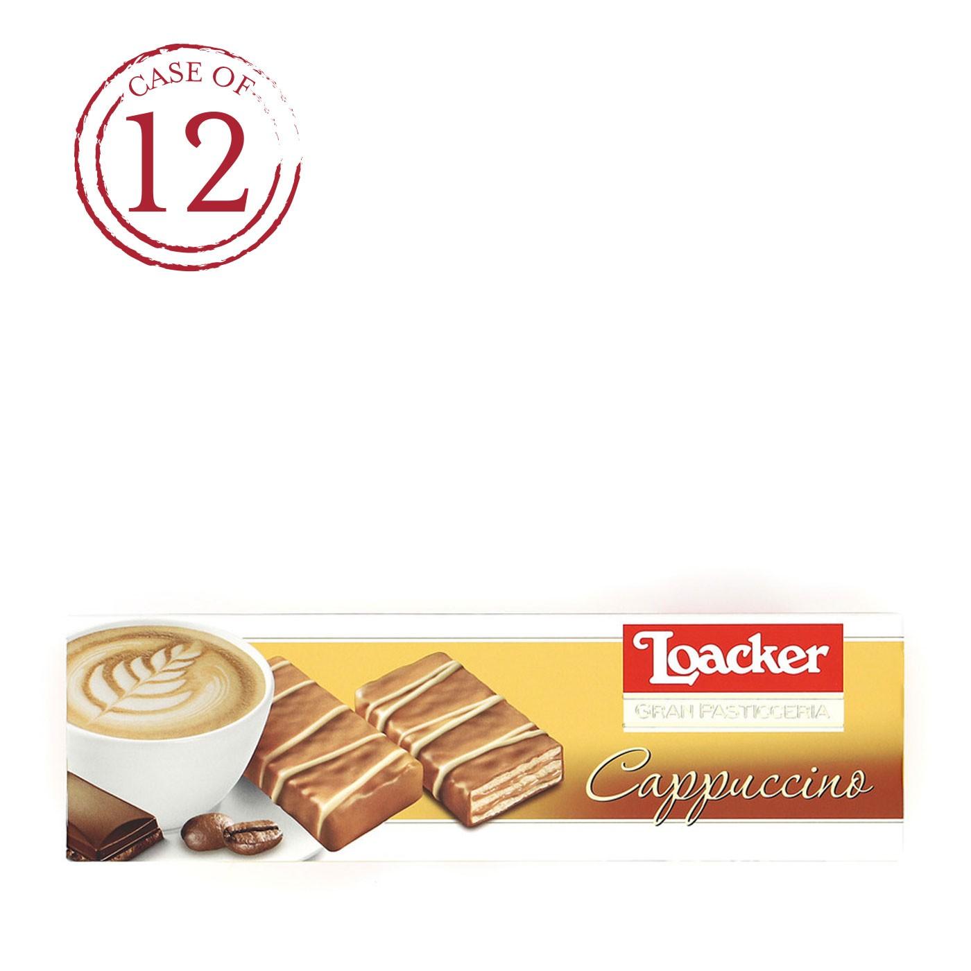 Gran Pasticceria: Cappuccino 3.5 oz - Case of 12