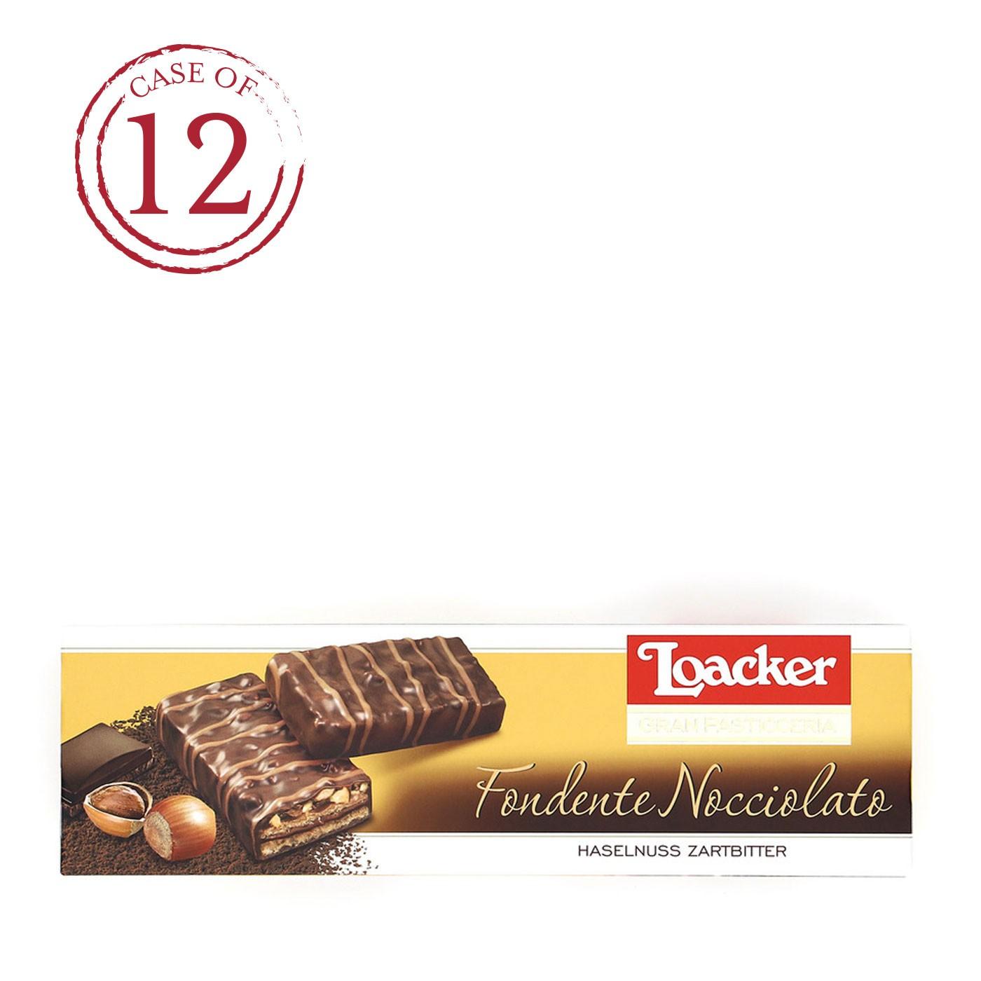 Gran Pasticceria: Dark-Chocolate Hazelnut 3.5 oz - Case of 12