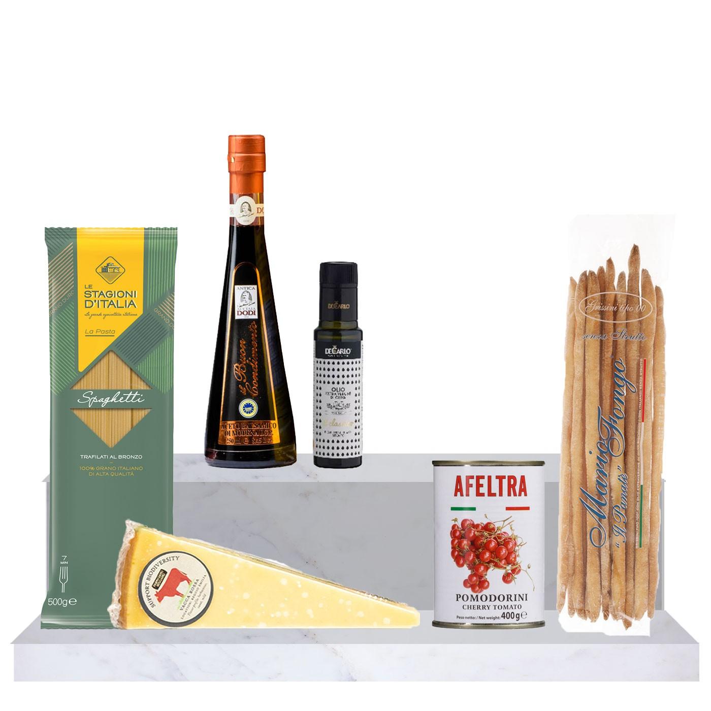 Just Add Parmigiano Reggiano Bundle
