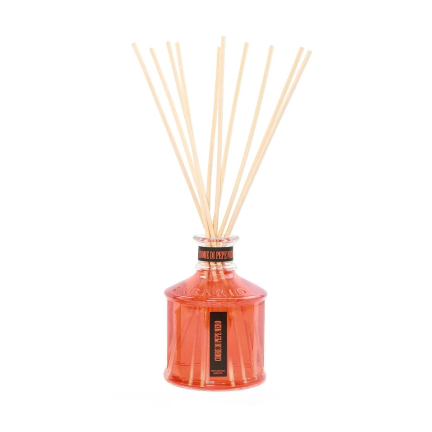 Black Pepper Fragrance Diffuser 8.4 oz - Erbario Toscano | Eataly.com