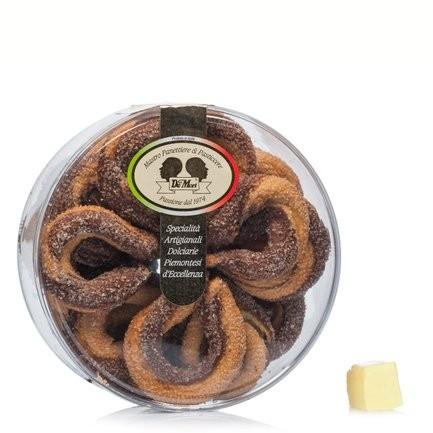 Chocolate Torcetti Pastries 10.58 oz