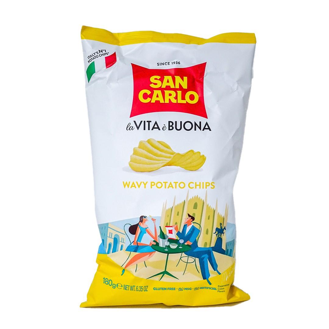Wavy Potato Chips 6.3 oz