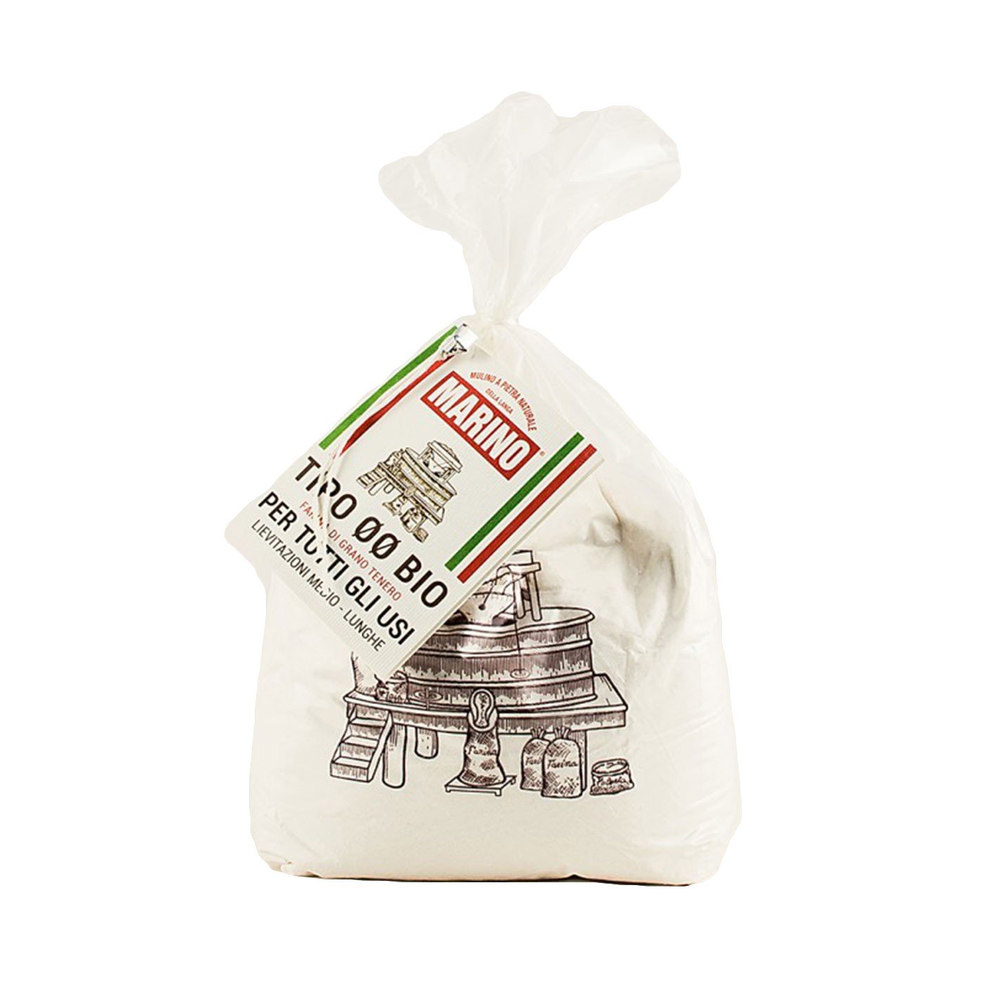 Organic Type 00 Wheat Flour 35.3 oz