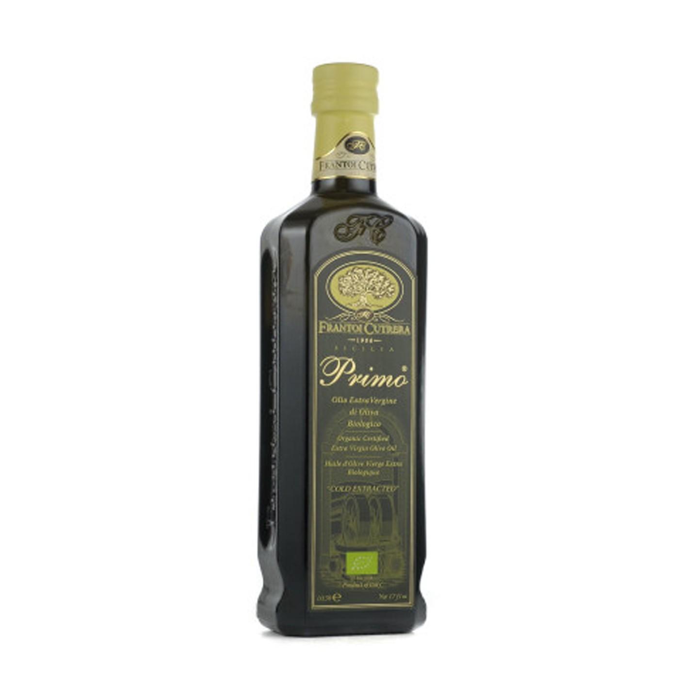 Organic Primo Sicilia Extra Virgin Olive Oil 16.9 oz