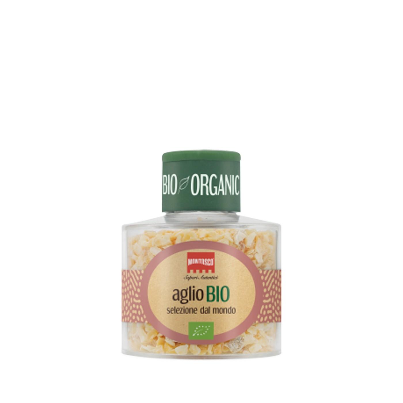 Organic Garlic 1.46 oz