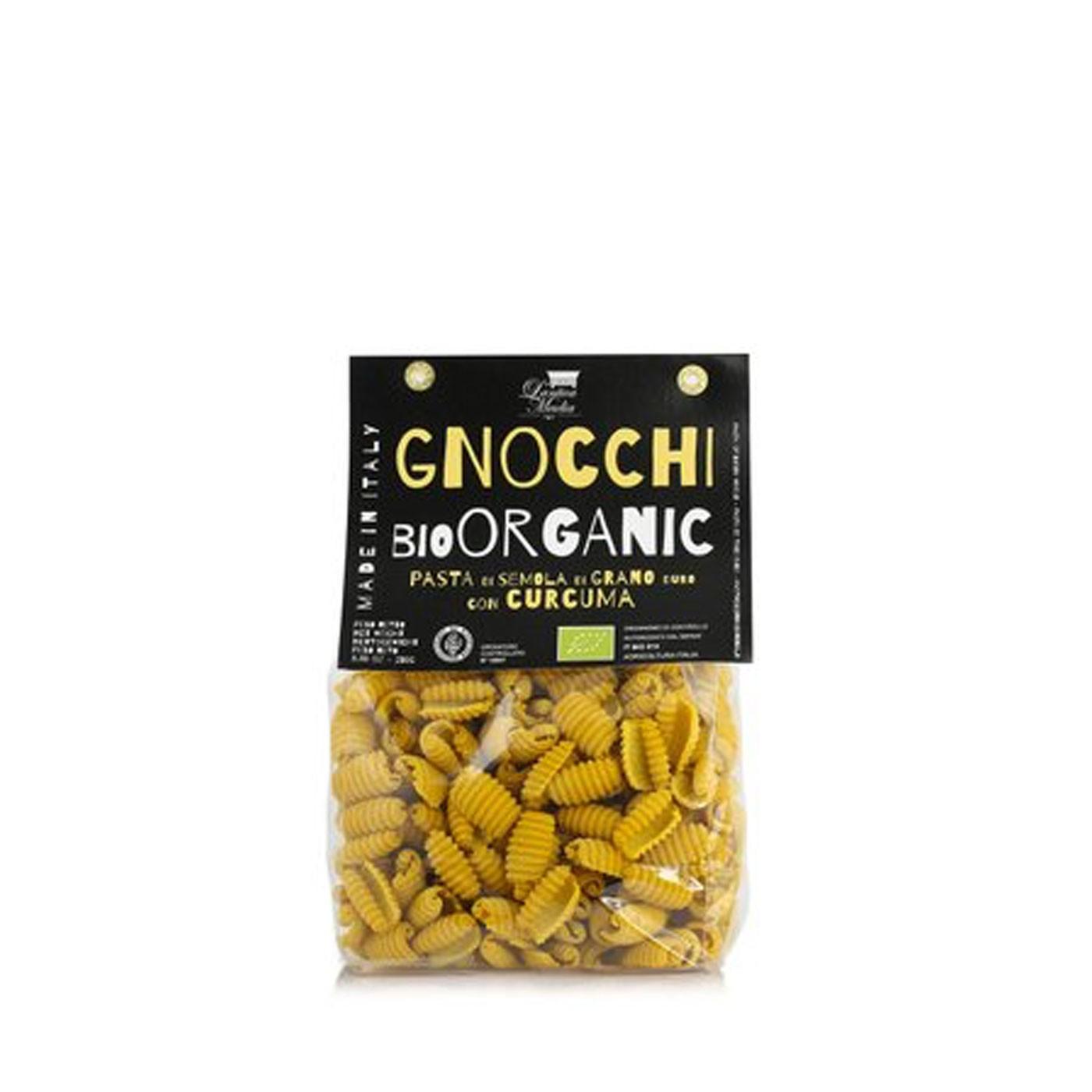 Organic Turmeric Gnocchi 8.8 oz
