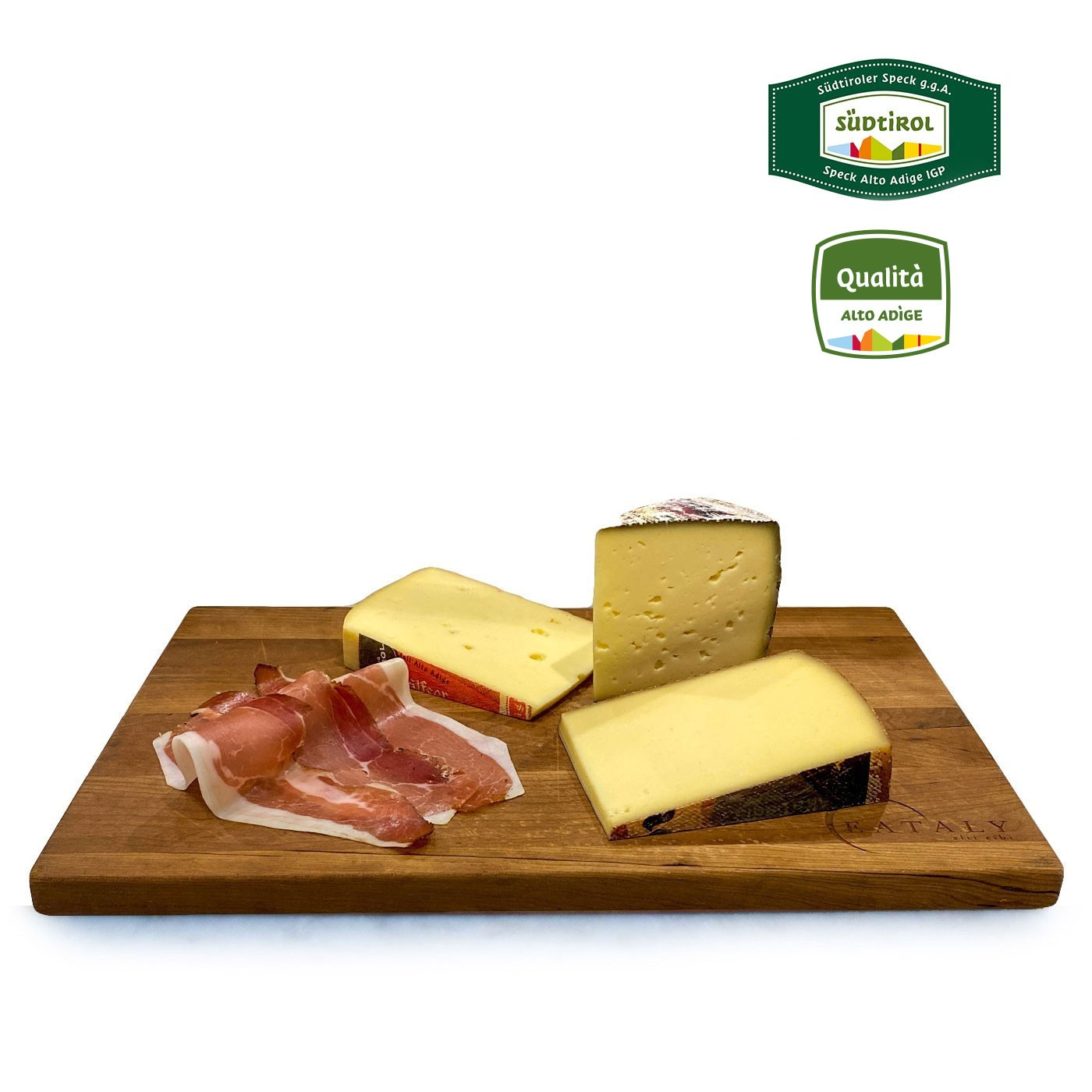 IDM Alto Adige - Südtirol Cured Meats and Cheese Bundle