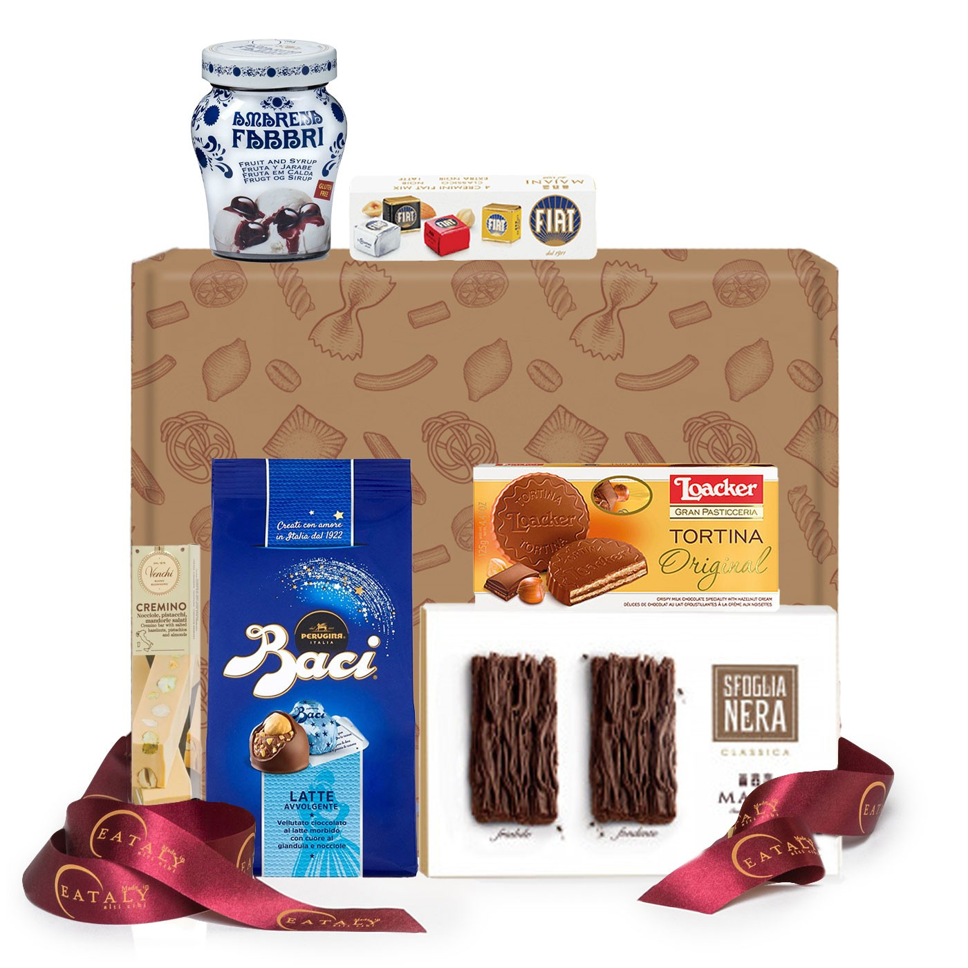 Italian Treats Gift Basket: Shop Online