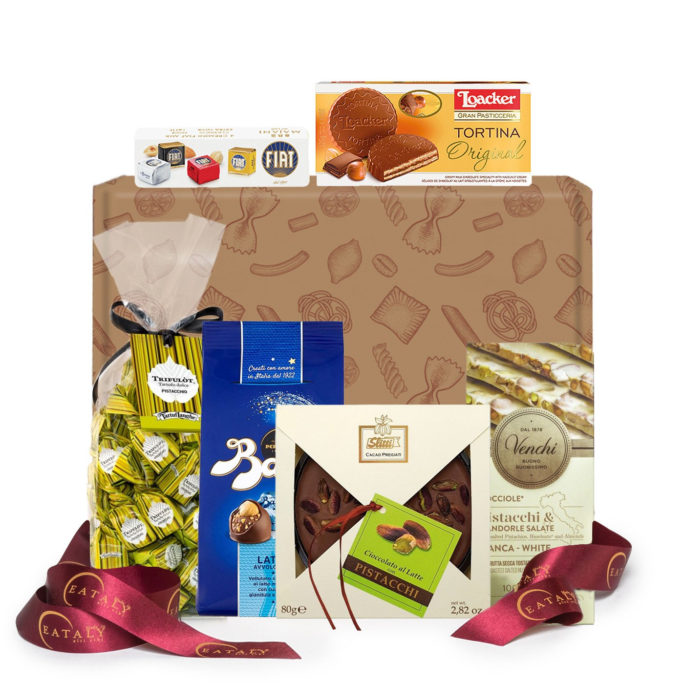 Italian Treats Gift Basket: Shop Online