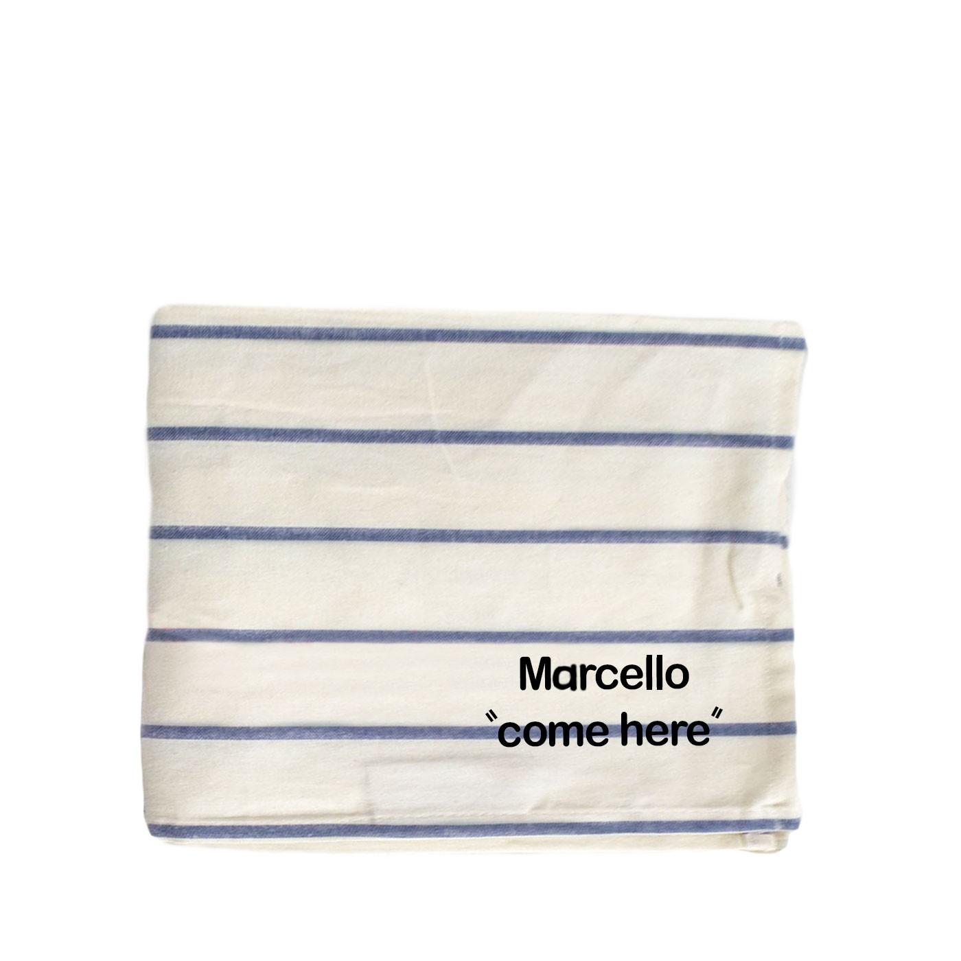 Marcello Cotton Towel Set