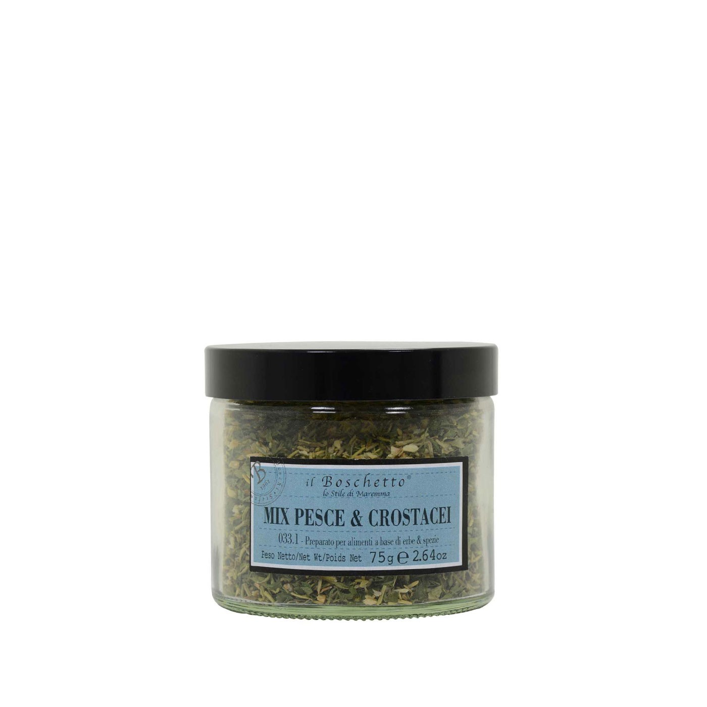 Spices and Herbs for Fish & Seafood 2.65 oz