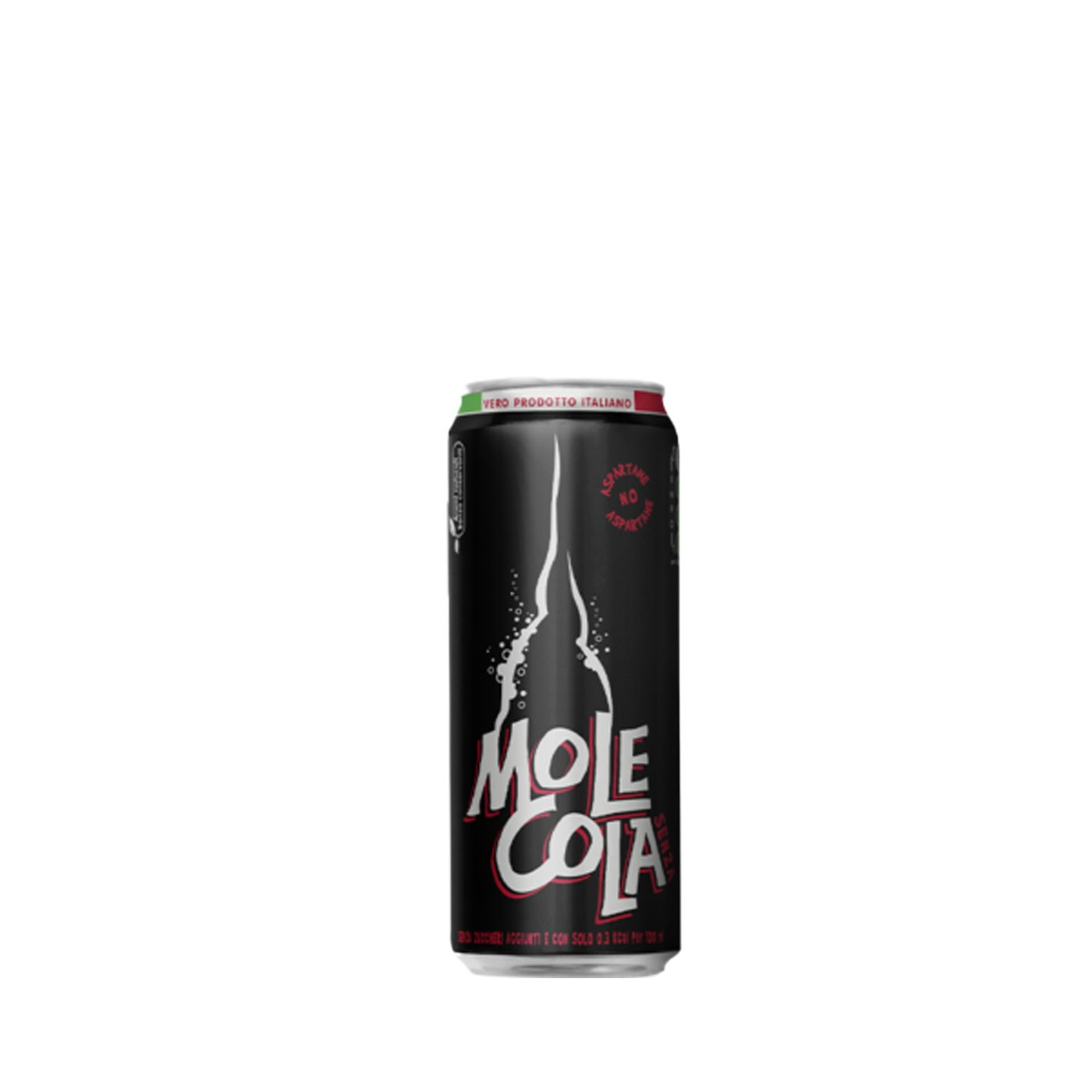 Mole Cola without Sugar Can 12.8 oz