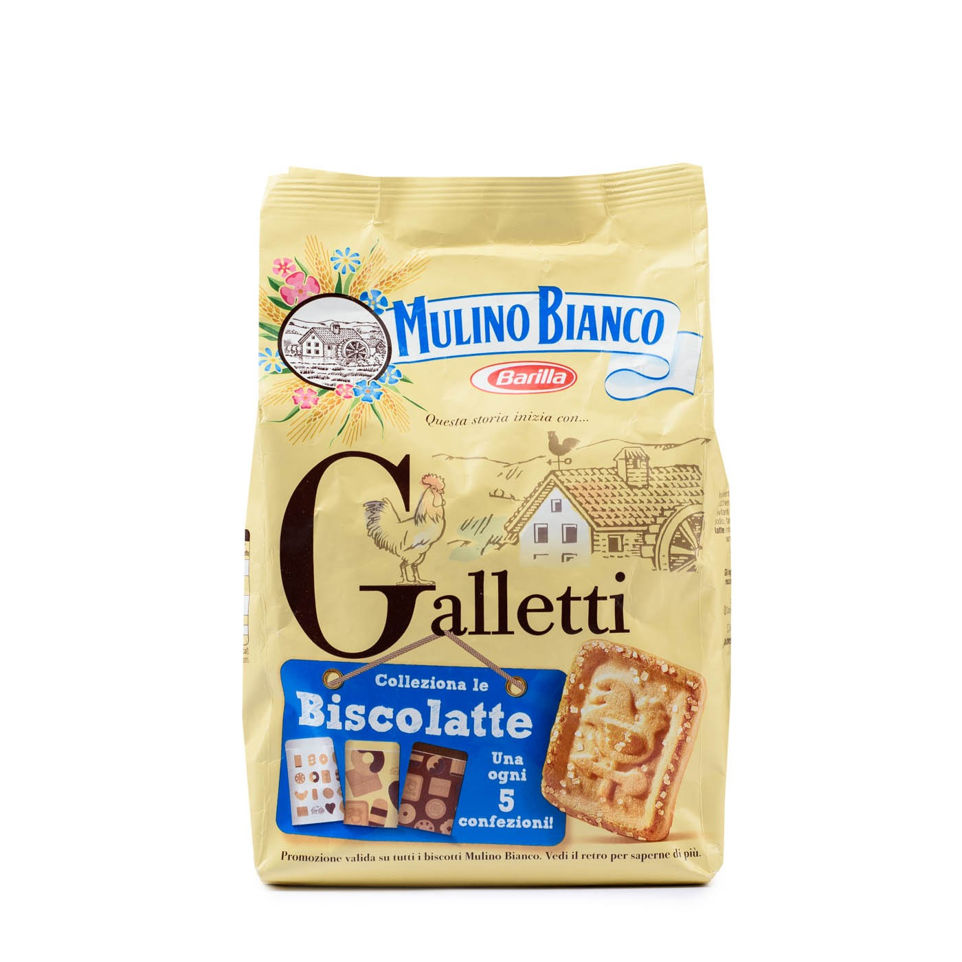 Egg-Free Galletti Cookies 14.1oz