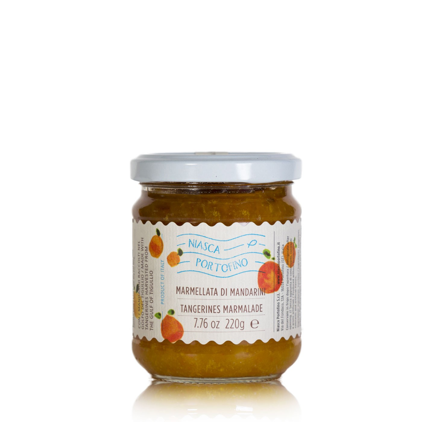 Mandarin Marmalade 7.76 Oz