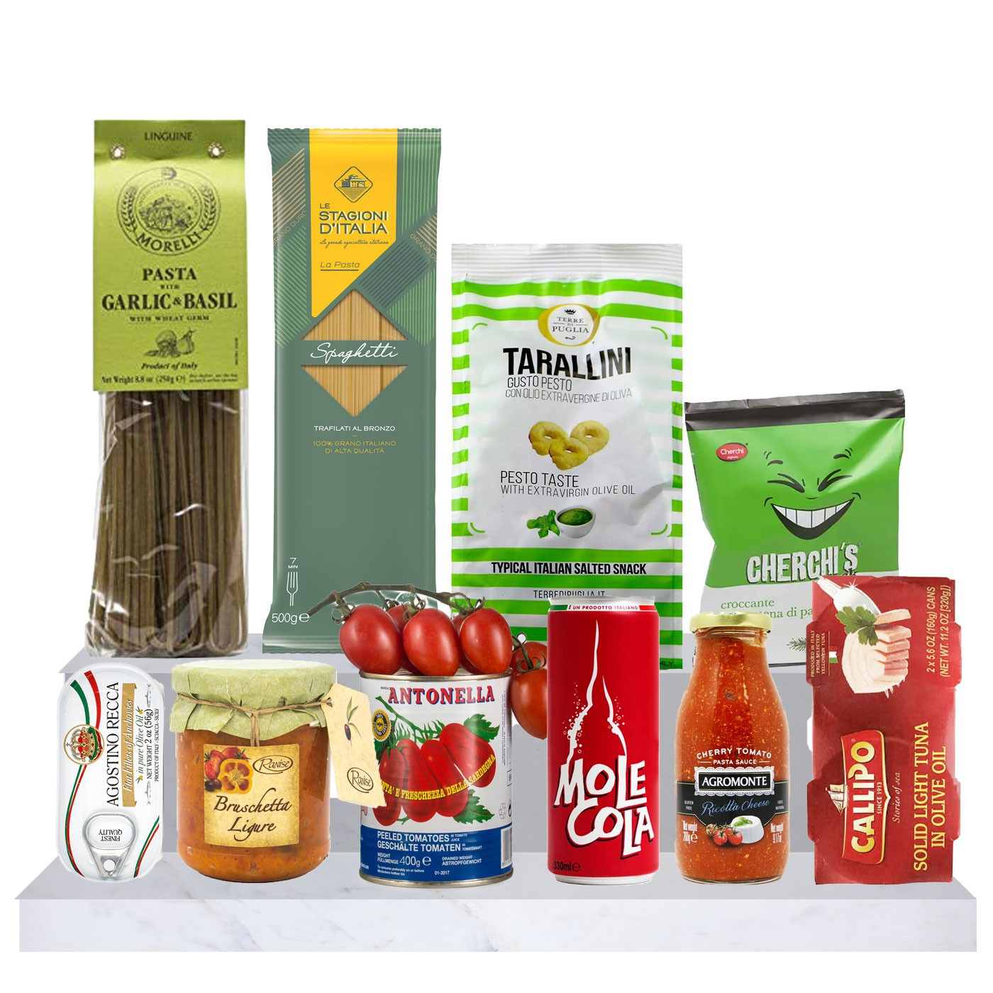 Authentic Italian Pasta Meal Kit: Buy Online