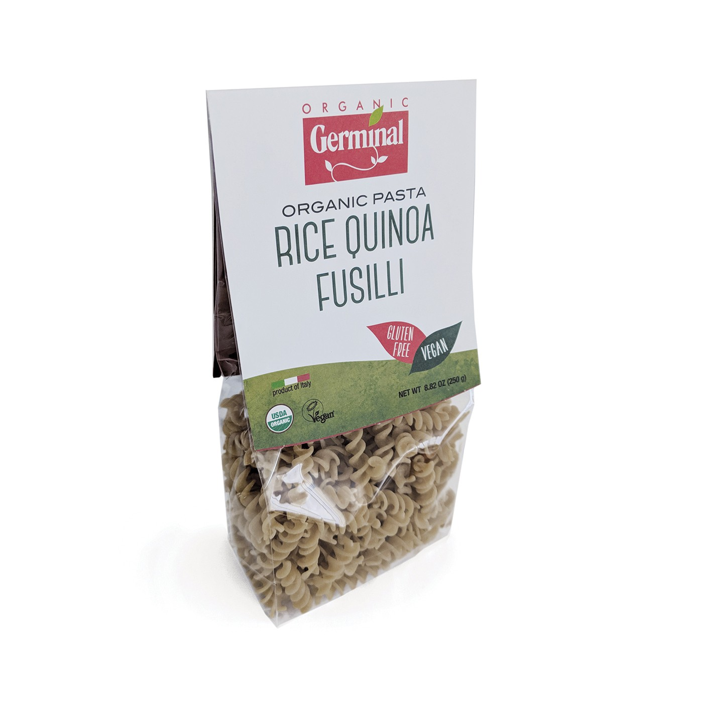Rice & Quinoa Fusilli 8 oz