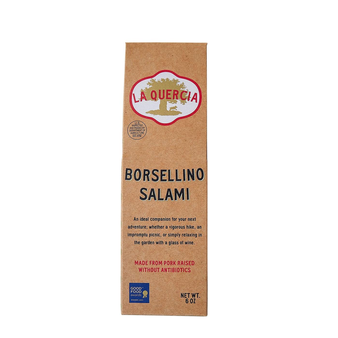 Salame Borsellino 6 oz