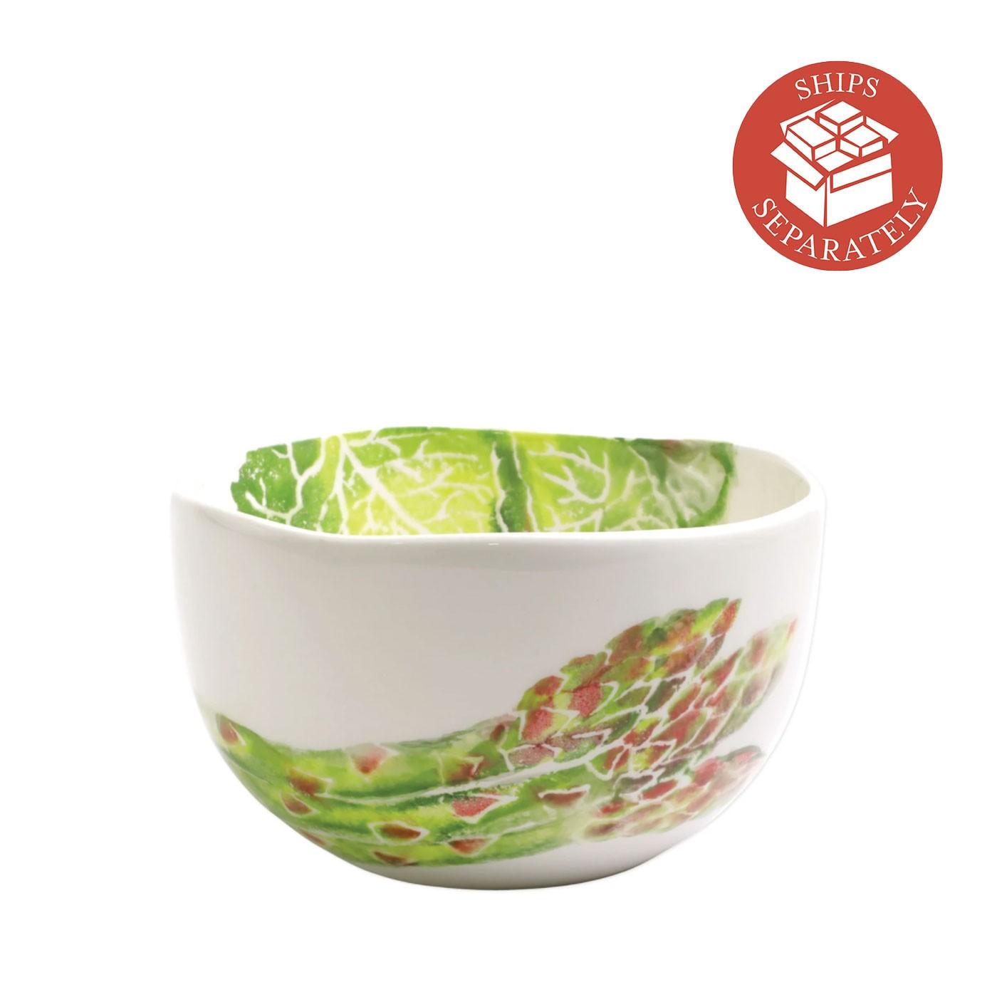 Spring Vegetables Small Deep Serving Bowl - Vietri | Eataly.com