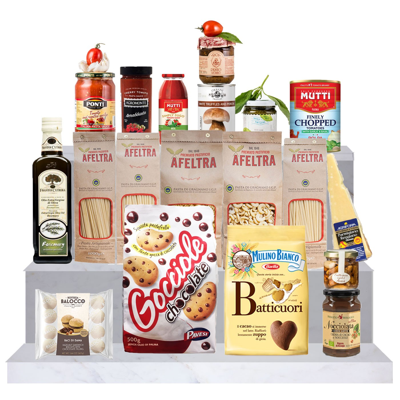 Pantry for the Sweets Lover