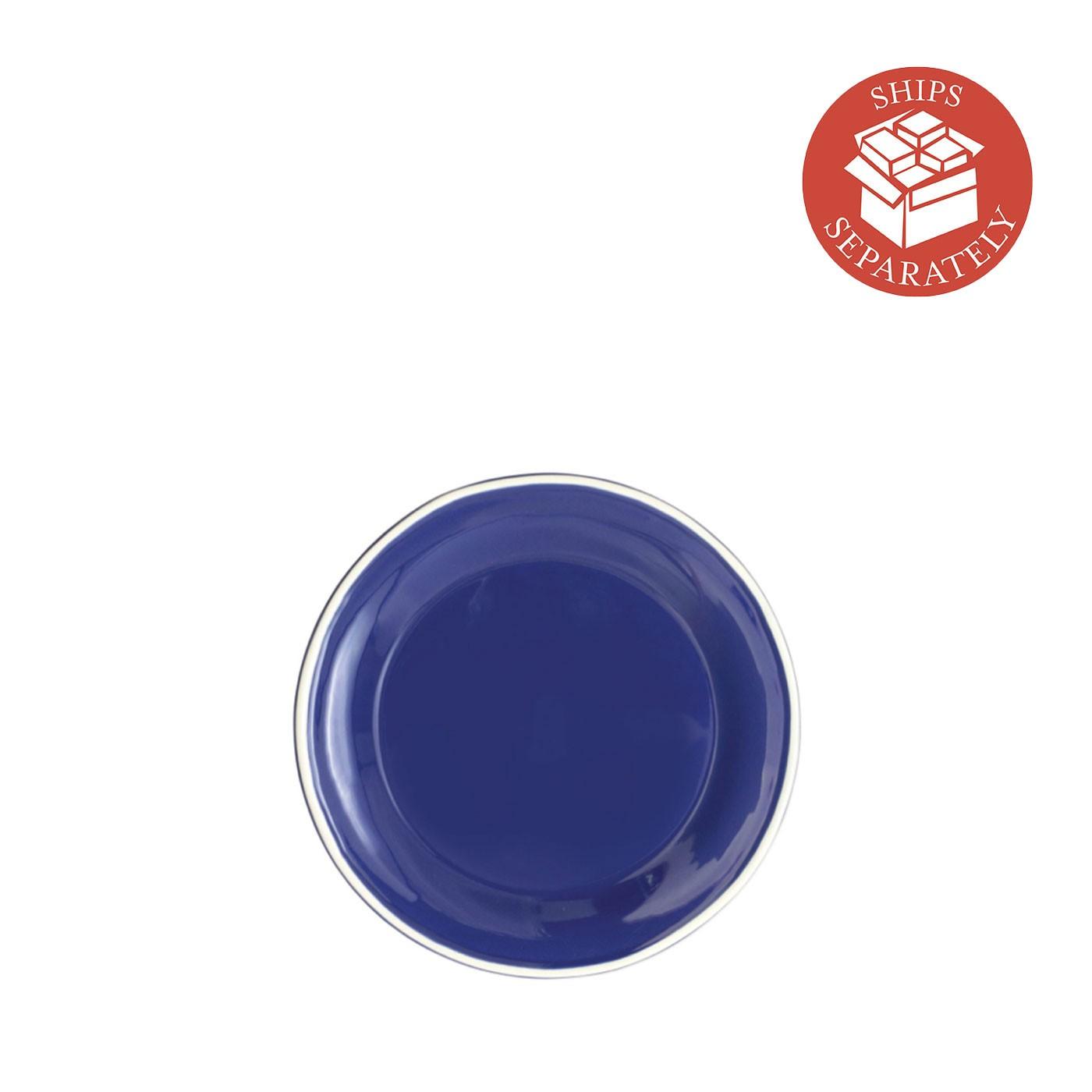 Chroma Blue Salad Plate - Vietri   Eataly.com