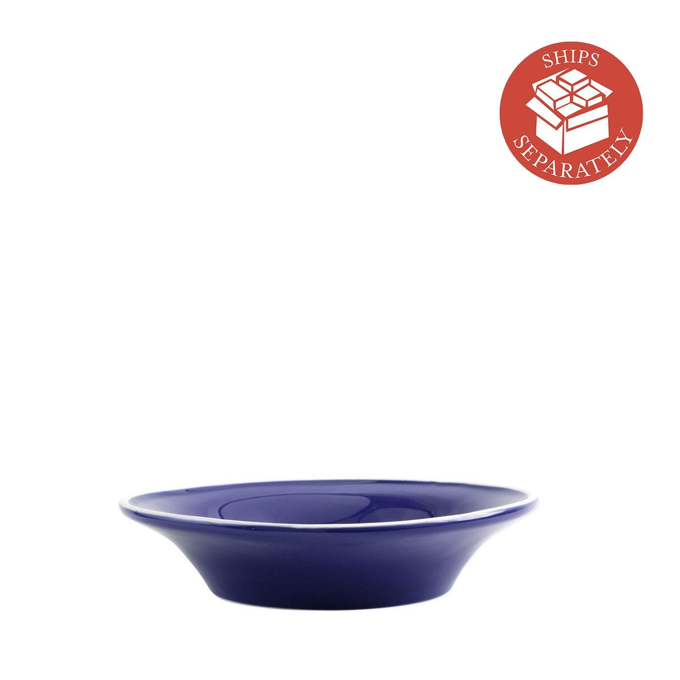 Chroma Blue Pasta Bowl - Vietri   Eataly.com