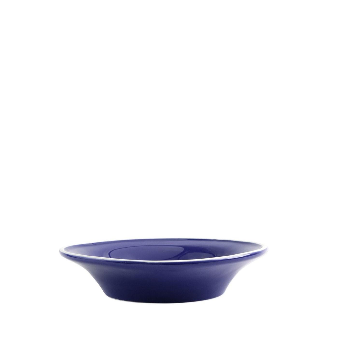 Chroma Blue Pasta Bowl